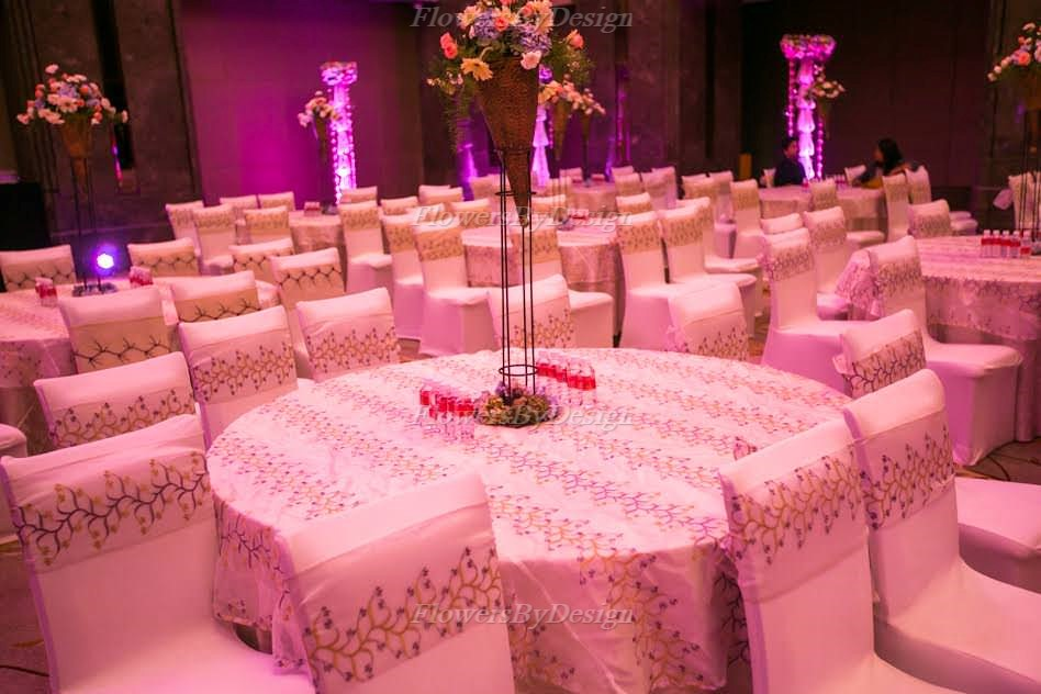 Flowers by design in Bangalore