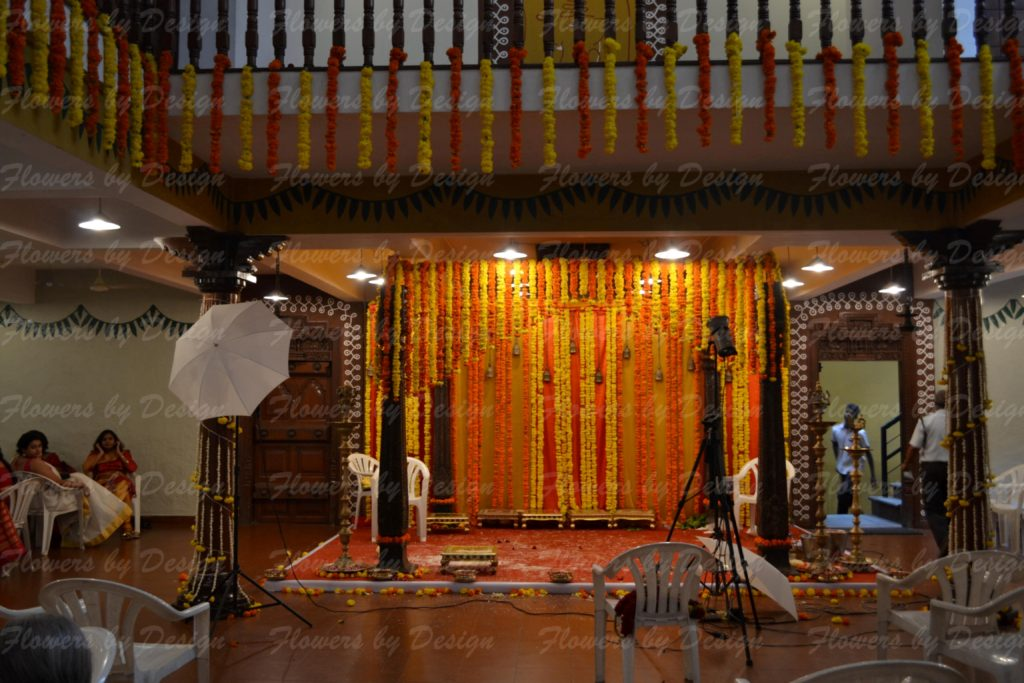 Traditional Flowers by design in Bangalore