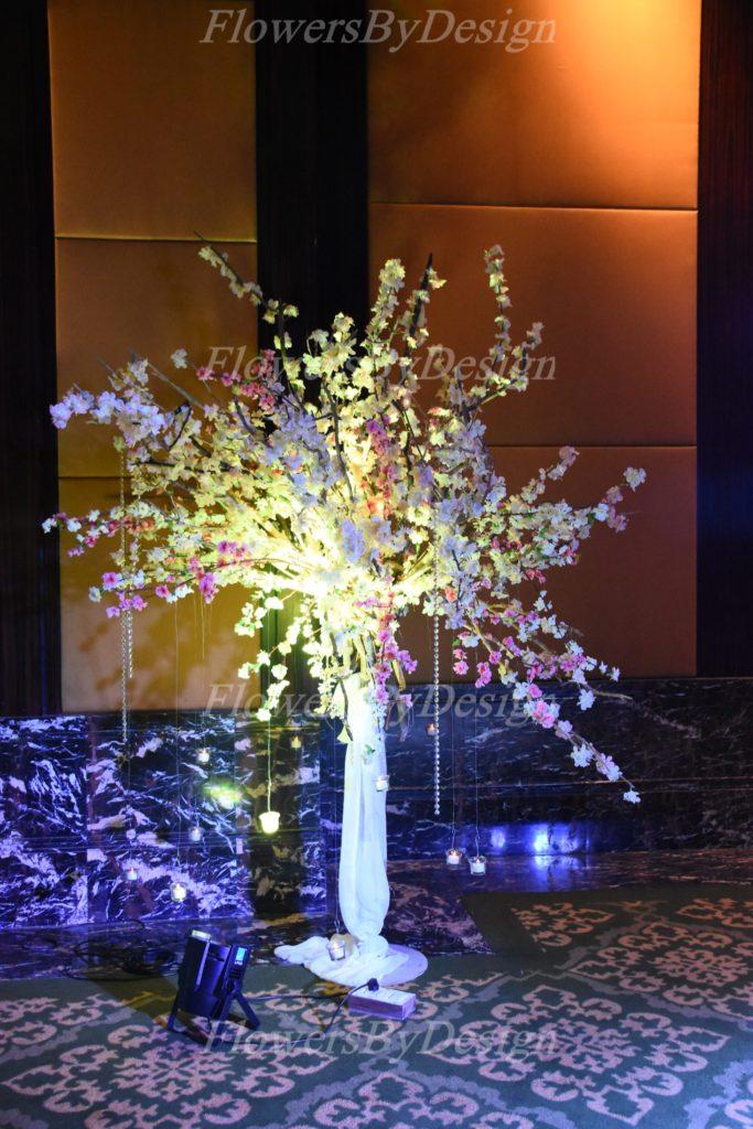 Lighting Flower Pot Decoration