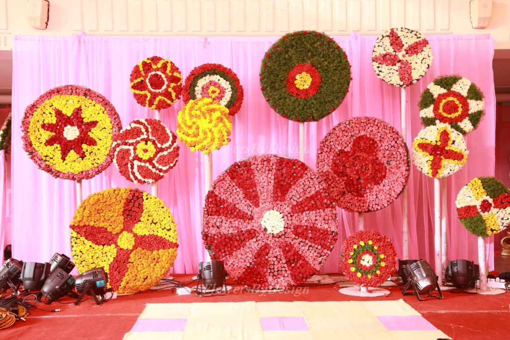 Creative Flowers by design in Bangalore