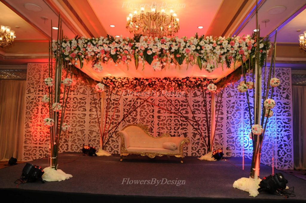 Wedding Backdrop Decoration