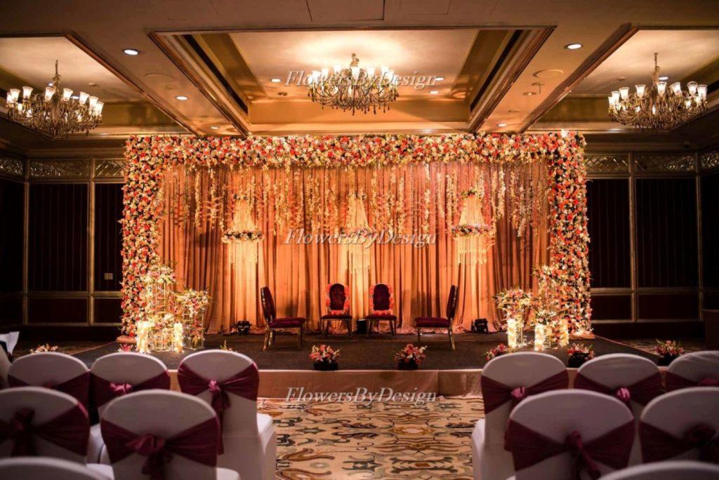 Wedding Flower Decorators in Bangalore