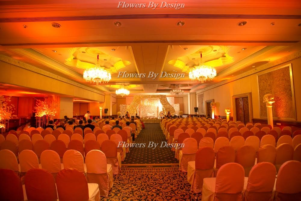 Flower Decoration In Marriage