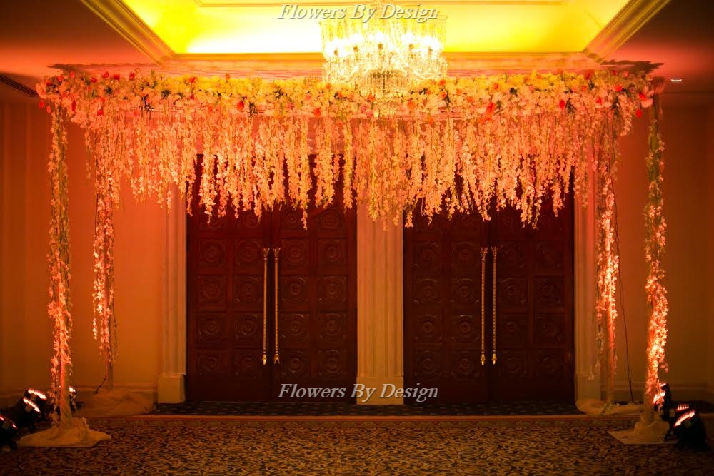 Engagement Flower Decoration In Bangalore
