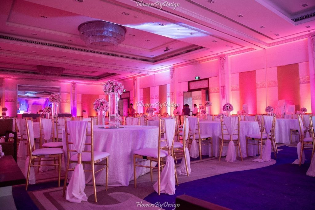 Pink Light Theme - Wedding Decorator in Bangalore