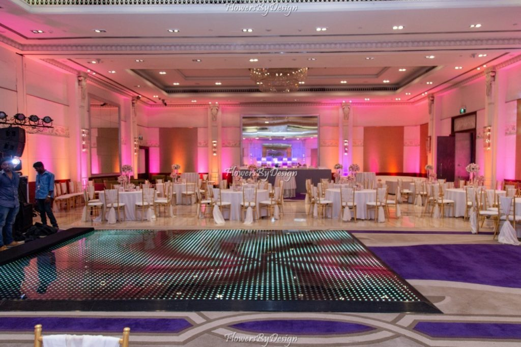 Stage Decoration and Seating Decoration - Flowers By Design