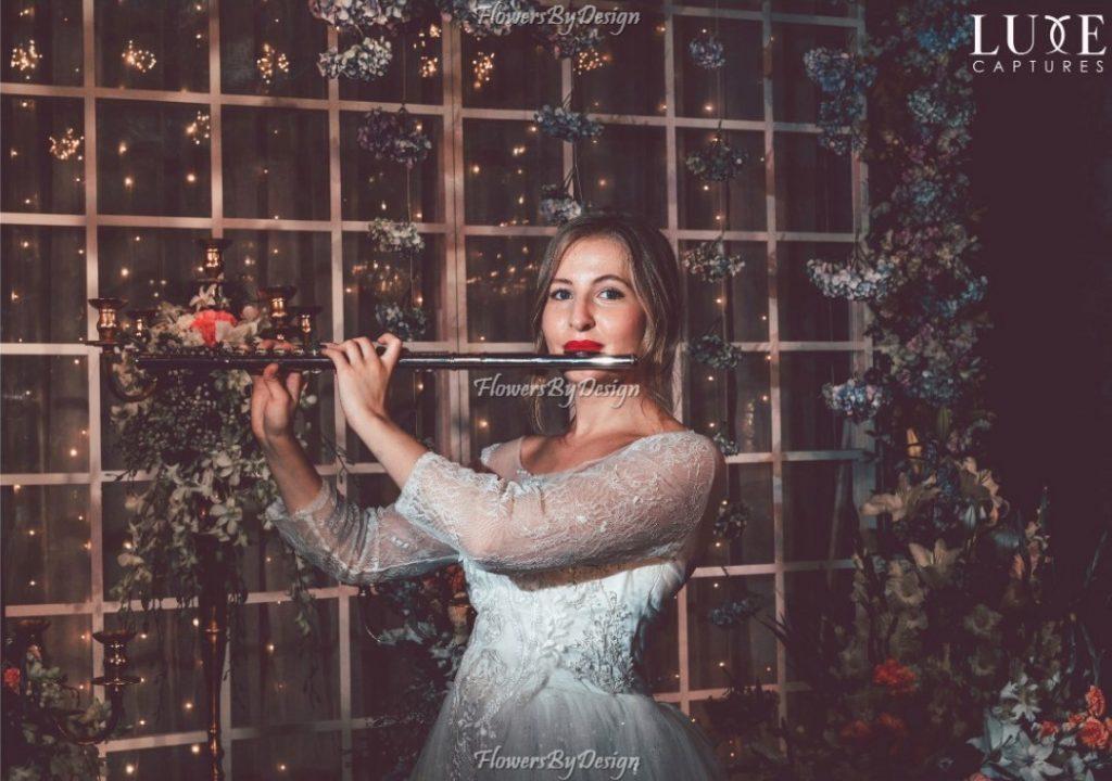Photo booth - White Wedding Dress and Wedding Decorator in Bangalore